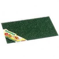 Bruce Starke Astro Turf Outdoor Mat 40x70cm - Dark Brown